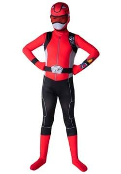 Power Rangers Child Red Beast Morphers Costume