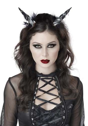 Twilight Temptress Witch Horns