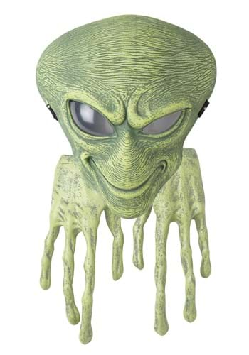 Click Here to buy Alien Hands and Mask Accessory Kit from HalloweenCostumes, CDN Funds & Shipping