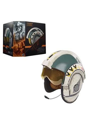 Star Wars Wedge Antilles The Black Series Helmet
