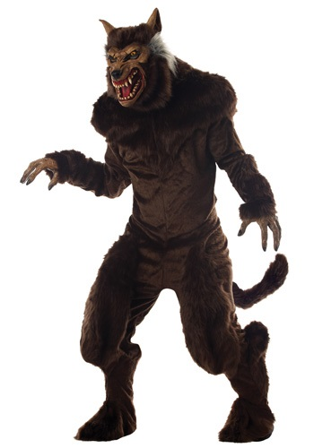 Click Here to buy Deluxe Werewolf Costume from HalloweenCostumes, CDN Funds & Shipping