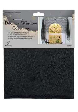 """110"""" Spider Web Door or Window Covering"""