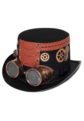Womens Steampunk Hat
