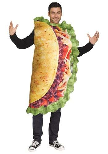 Realistic Adult Plus Taco Costume