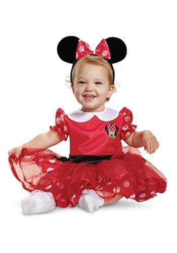 Click Here to buy Baby/Toddler Minnie Mouse Costume from HalloweenCostumes, CDN Funds & Shipping