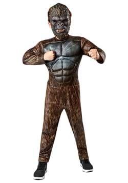 Godzilla VS Kong King Kong Child Costume
