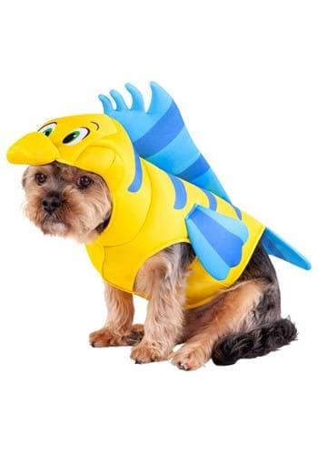 Disney Flounder Dog Costume