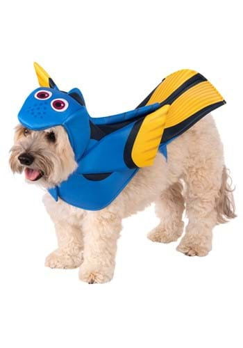 Click Here to buy Dory from Finding Nemo Dog Costume from HalloweenCostumes, CDN Funds & Shipping