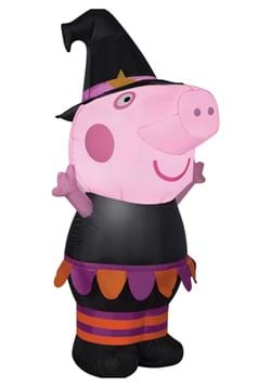 42 Inch Airblown Halloween Peppa Pig Small