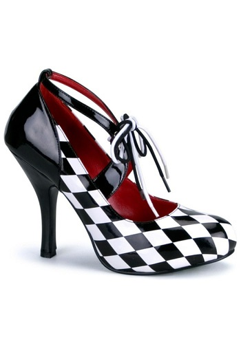 Womens Harlequin Shoes