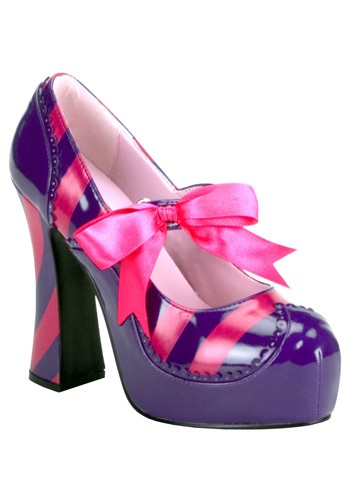 Womens Cheshire Cat Shoes