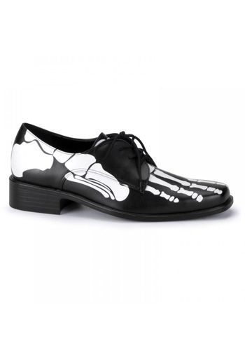 Mens X-Ray Skeleton Shoes