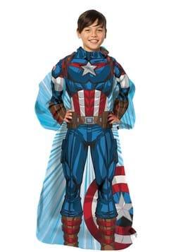 Captain America Juvy Comfy Throw