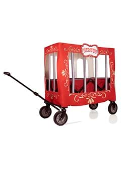Circus Cage Wagon Cover