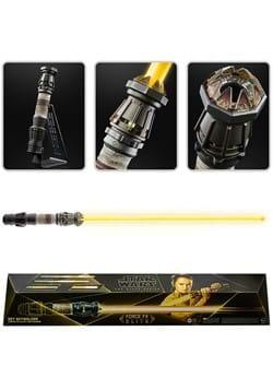 Star Wars The Black Series Rey Skywalker Force FX
