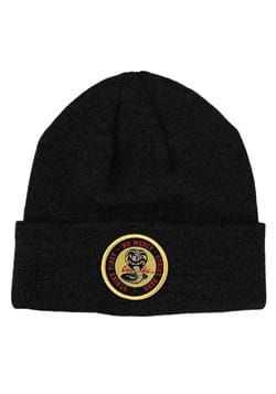Cobra Kai Woven Patch Beanie for Adults