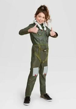 Kids' Fighter Pilot Costume