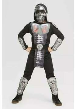 Children's Light Up Iron Skull Ninja