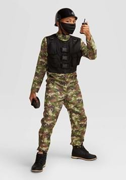 Child Army Soldier Costume