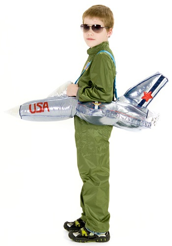Click Here to buy Ride in an Airplane Costume from HalloweenCostumes, CDN Funds & Shipping