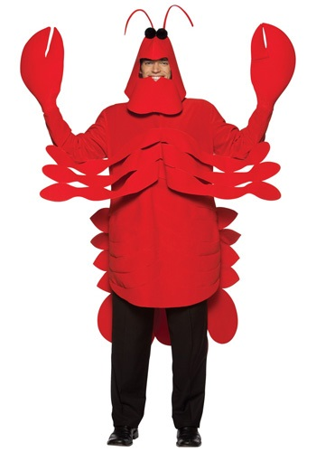 Adult Lobster Costume