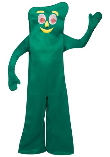 Adult Gumby Costume
