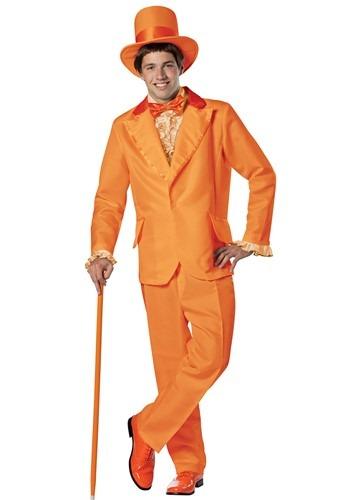 Orange Dumb and Dumber Lloyd Costume