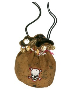 Pirate Purse Accessory
