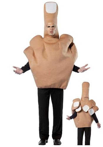 Middle Finger Costume
