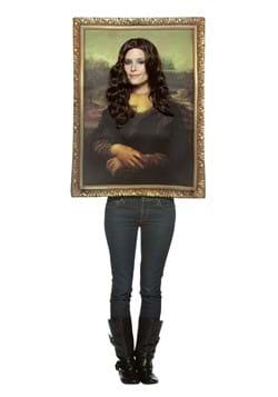 Mona Lisa Portrait Costume