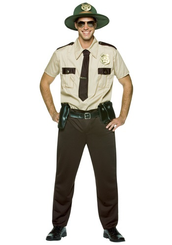 Click Here to buy State Trooper Costume from HalloweenCostumes, CDN Funds & Shipping