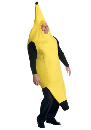Click Here to buy Plus Size Banana Costume from HalloweenCostumes, CDN Funds & Shipping