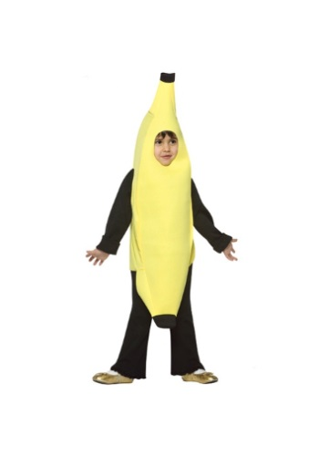 Click Here to buy Toddler Banana Costume - Funny Toddler Halloween Costumes from HalloweenCostumes, CDN Funds & Shipping