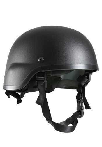 Click Here to buy Black Tactical Helmet from HalloweenCostumes, CDN Funds & Shipping