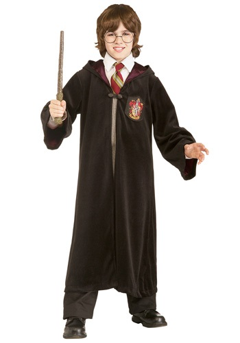 Click Here to buy Authentic Kids Harry Potter Costume from HalloweenCostumes, CDN Funds & Shipping