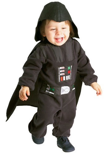 Click Here to buy Toddler Darth Vader Costume from HalloweenCostumes, CDN Funds & Shipping