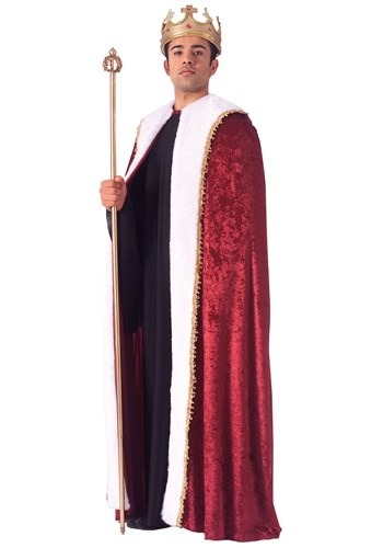 Click Here to buy King of Hearts Robe Costume from HalloweenCostumes, CDN Funds & Shipping