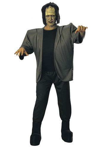 Click Here to buy Adult Frankenstein Costume from HalloweenCostumes, CDN Funds & Shipping