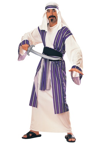 Click Here to buy Adult Desert Prince Costume from HalloweenCostumes, CDN Funds & Shipping