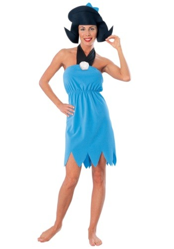 Click Here to buy Betty Rubble Adult Costume from HalloweenCostumes, CDN Funds & Shipping