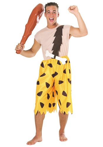 Click Here to buy Bamm Bamm Adult Costume from HalloweenCostumes, CDN Funds & Shipping