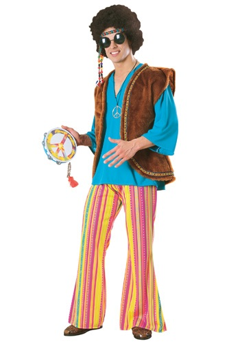 Mens Woodstock Costume