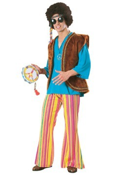Men's Woodstock Costume