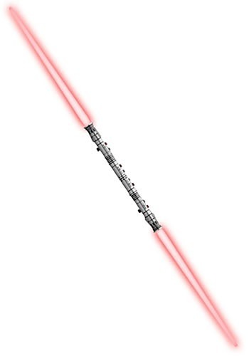 Double-Blade Darth Maul Lightsaber