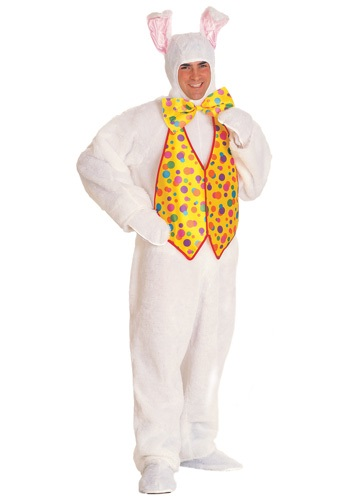 Click Here to buy Adult Bunny Costume from HalloweenCostumes, CDN Funds & Shipping