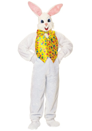 Click Here to buy Adult Deluxe Bunny Costume from HalloweenCostumes, CDN Funds