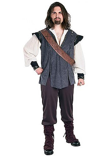 Click Here to buy Adult Renaissance Man Costume from HalloweenCostumes, CDN Funds & Shipping