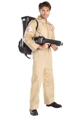 Click Here to buy Ghostbusters Costume from HalloweenCostumes, CDN Funds & Shipping