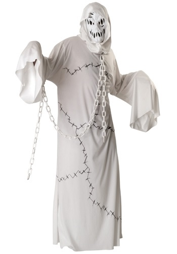 Click Here to buy Adult Ghost Costume from HalloweenCostumes, CDN Funds & Shipping