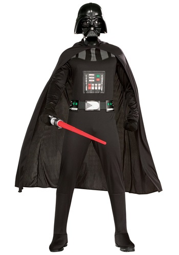 Click Here to buy Adult Darth Vader Costume from HalloweenCostumes, CDN Funds & Shipping
